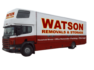 Watson Removals Oxford Fleet